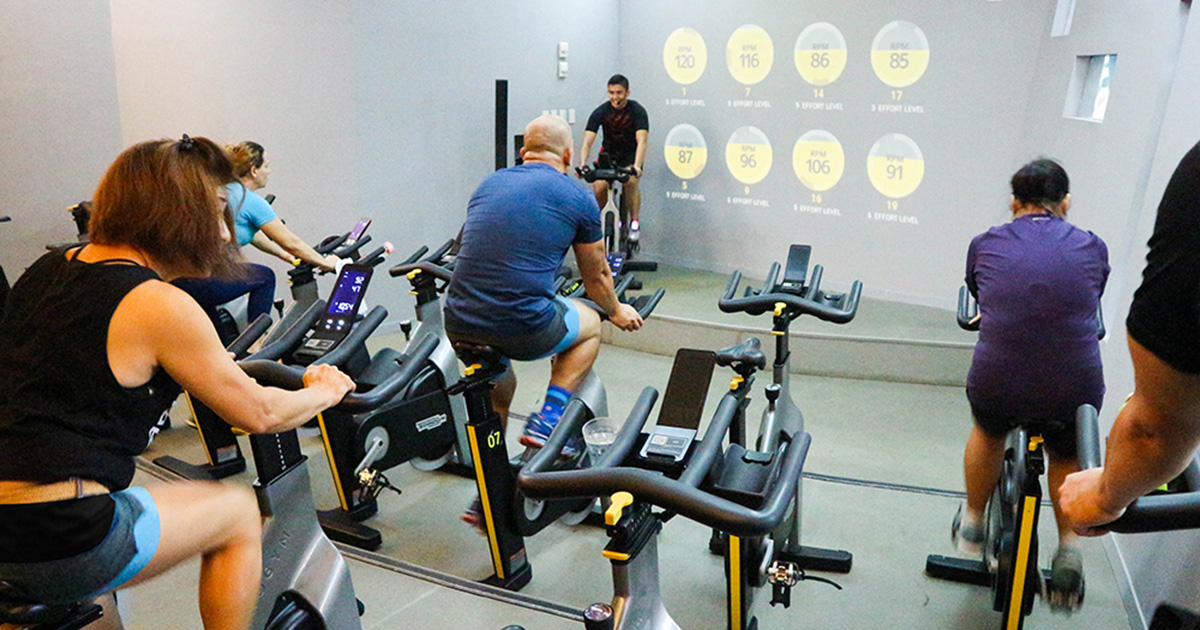 Fitness First @ North Edsa | Premier Gym & Fitness Center