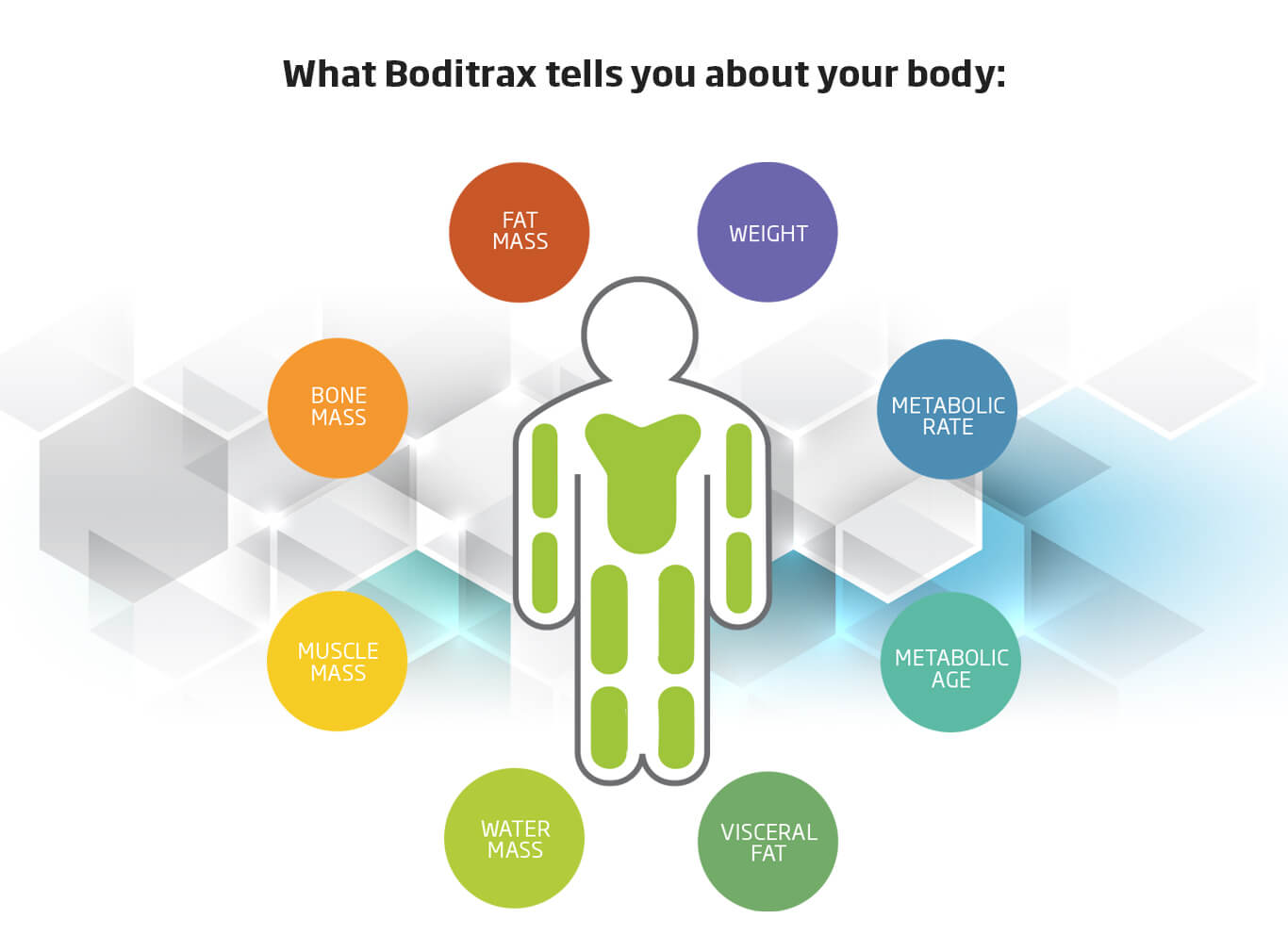 Boditrax benefits and fitness tool